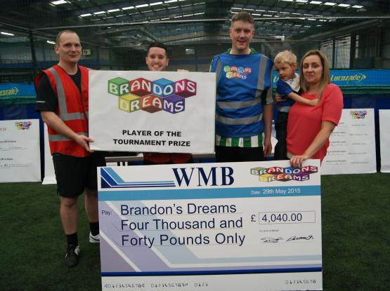 Charity Football Tournament – Saturday 30th May 2015