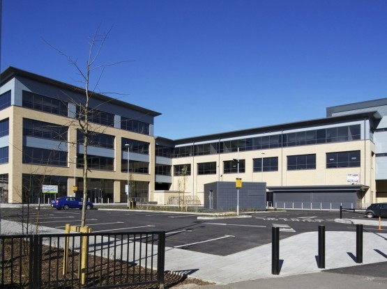 Etrop Court, 3 Storey Office Building, Wythenshawe