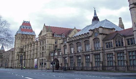 Manchester University – Various Works