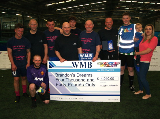 Charity Football Tournament – Saturday 30th May 2015
