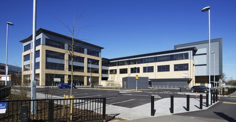 Etrop Court, 3 Storey Office Building, Wythenshawe