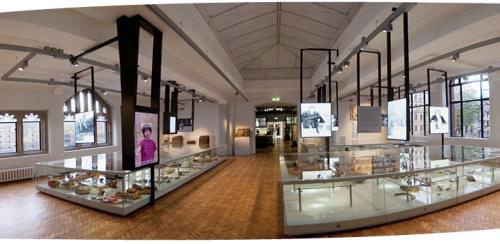 Accient Worlds Gallery, Manchester Museum